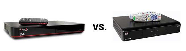 Hopper 3 DVR vs. HD-DuoDVR