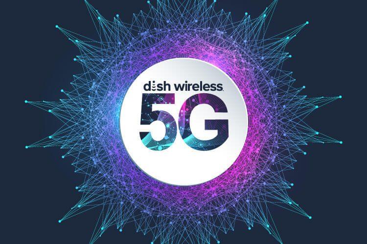 DISH Wireless 5G graphic